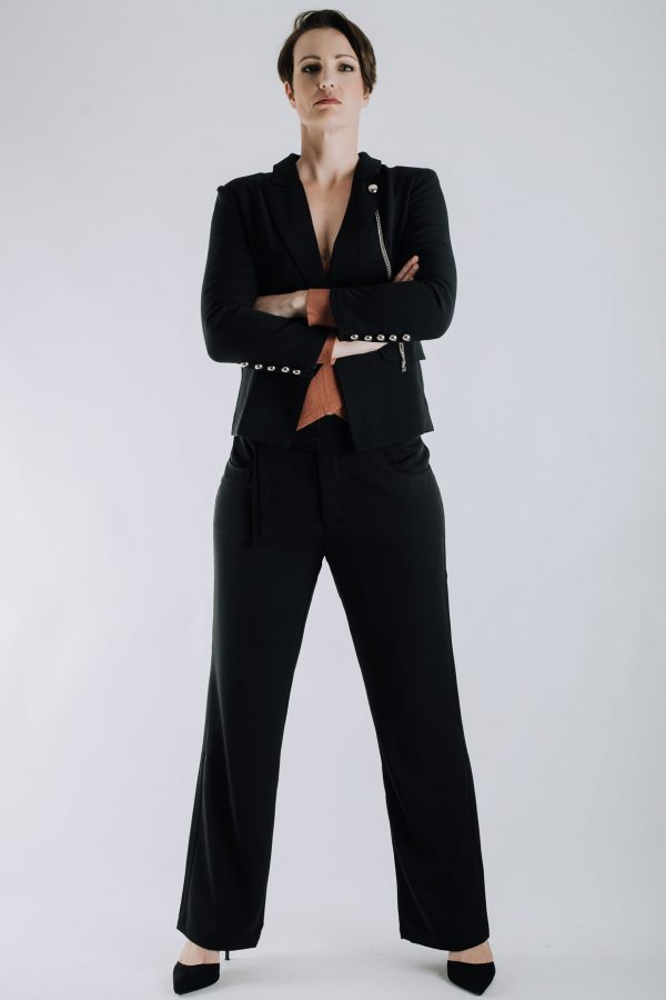 Wide Leg Trousers for Pear Shaped Women