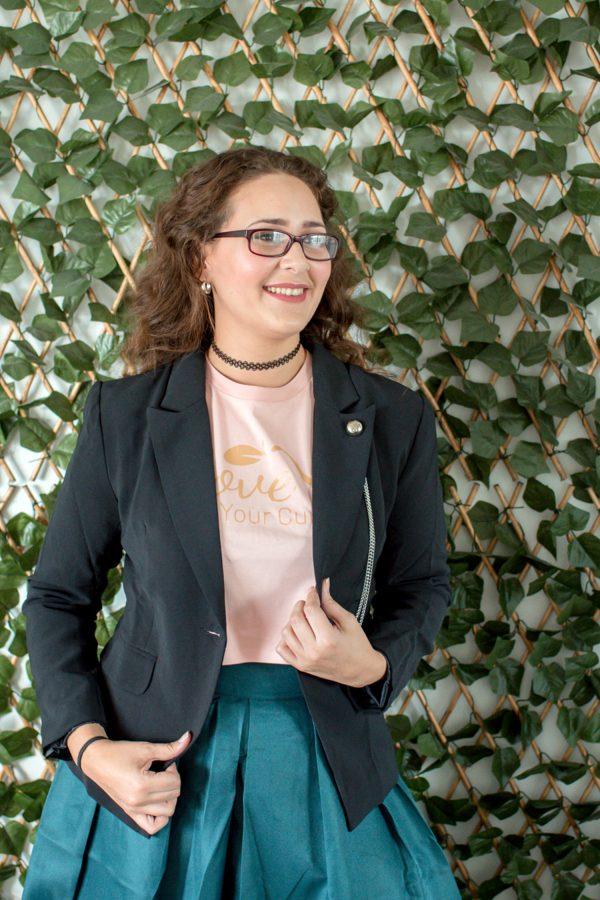 Work Jacket for Pear Shaped Women