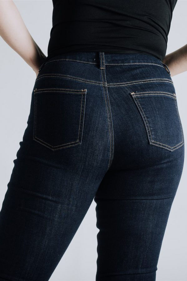 High Waisted Jeans for Pear Shaped Women