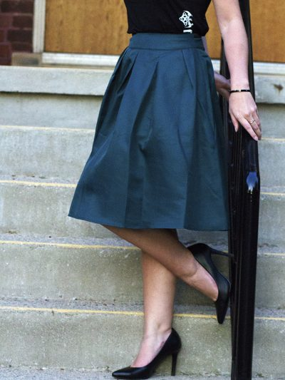 Valley Seed Skirt
