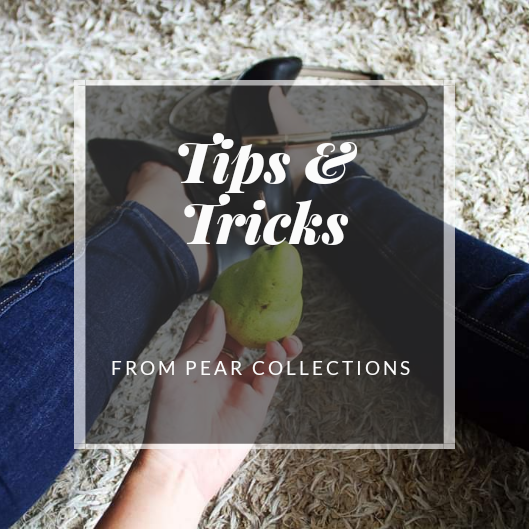 Style Tips & Tricks for Pear Shaped Women