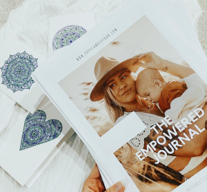 The Empowered Journal for International Women's Day