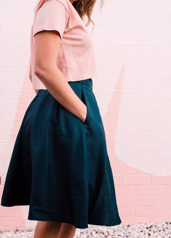 Valley Seed Aline Skirt