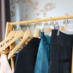 Capsule Collection for pear shaped women